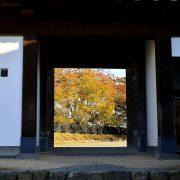 Photo trip しろいし いろいろ ×【白石城_大手二ノ門】 2016.11.7