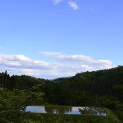 Photo trip しろいし いろいろ ×【弥治郎こけし村より望む】 2017.5.28