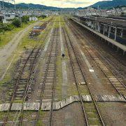 Photo trip しろいし いろいろ ×【JR白石駅】