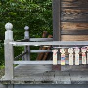 Photo trip しろいし いろいろ ×【弥治郎こけし村_こけし神社】