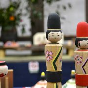 Photo trip しろいし いろいろ ×【弥治郎こけし村】 雛の宴展、開催中!